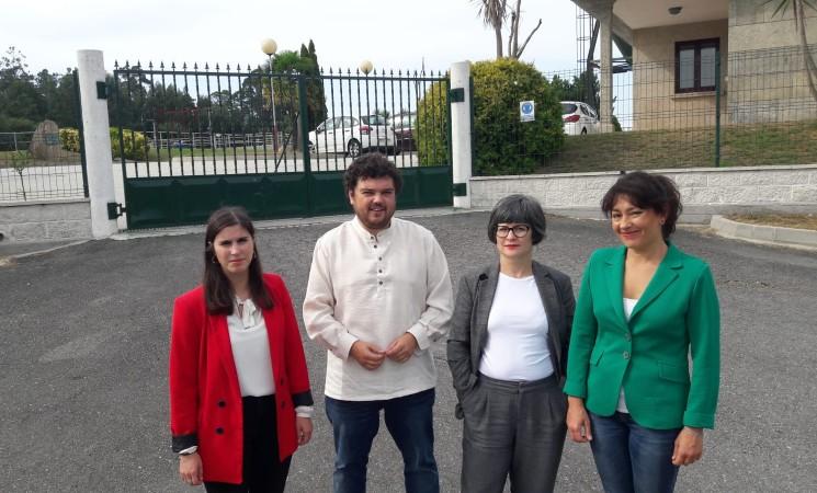 O alcalde de Sanxenxo anuncia un Polígono paralizado 10 anos por un informe negativo de Augas de Galicia
