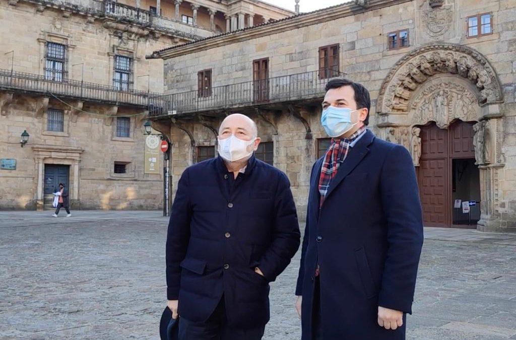 Gonzalo Caballero e Javier Losada-130121